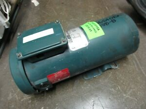 Reliance Electric Small D c Motor T5651015a