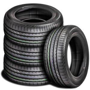 4 New Yokohama Advan Sport V105 225 50r16 92w Mo High Performance Tires