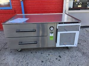 Lolo Refrigerated Chef Base Equipment Stand 48 W 2 Drawers Lres 48