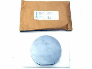 New Iws 6 150mm Cz Silicon Wafer Lapped Type p Dopant b 1 10ohm cm 43 432