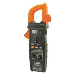 Clamp Meter digital lcd 6000uf trms
