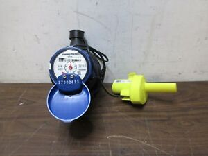 Hersey D36991615 420sg Water Meter W Mueller Hot Rod Ahrml dl New Free Shipping