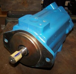 Rebuilt Vickers Hydraulic Fixed Displacement Vane Pump 2520v14a5 1aa22r