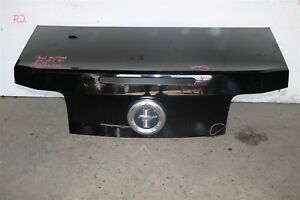 2010 2011 2012 Ford Mustang Trunk Lid
