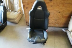05 Mazda Rx8 Seat Leather Front Right 6688