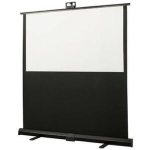 Draper 230163 Piper Portable Projection Screen 51 X 67 84 Diagonal