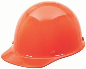 Msa Safety 454626 Skullgard Protective Cap Orange W Staz on Suspension