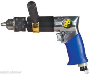 Astro Pneumatic 527c 1 2 Inch Extra Heavy Duty Reversible Air Drill
