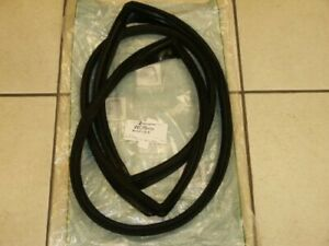 1968 1978 Ford Maverick Windshield Molding Rubber Weather Seal New In Stock