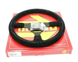 Momo Mod 69 350mm Suede Racing Competition Steering Wheel R1913 35s 11111693521