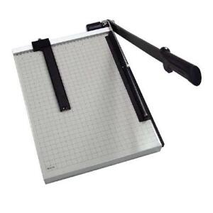 Dahle 12 Vantage Personal Guillotine Style Paper Cutter 12e