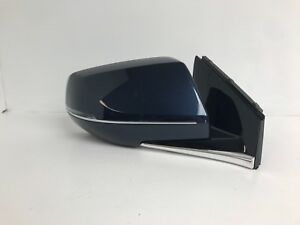 2016 2017 Cadillac Xts Right Side Mirror With Blind Spot 84125460