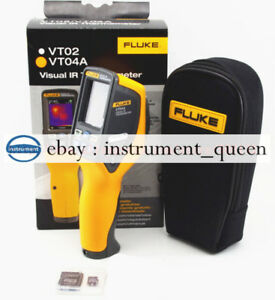 Fluke Vt04a Visual Ir Thermometer Ir Thermometer Infrared Thermometer Brand New
