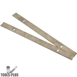 Jet 707401 Knives For 8 Jointer planer set Of 2 New