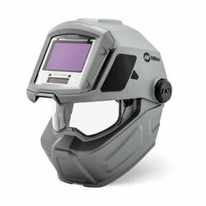 Miller T94i Auto darkening Welding Helmet With Integrated Grinding Shield 260483