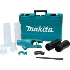 Makita 196537 4 Sds max Drilling Demolition Dust Extraction Attachment Kit New