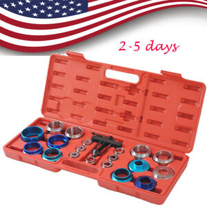 Usa Auto Camshaft Bearing Remover Removal Installer Installation Tool Kit Set A