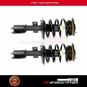 Fits Pontiac Grand Prix 2004 2008 Front 2 Replacement Strut Shock Assembly