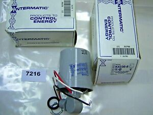 Lot Of 2 Intermatic Photo Control K4236 8