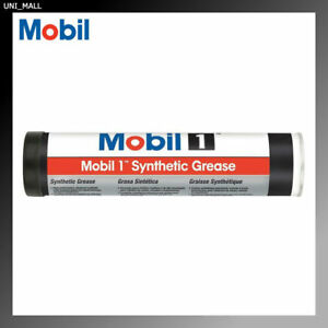 Mobil 1 Synthetic Grease For Wheel Bearings Chassis Suspension 12 5oz Tube Usa