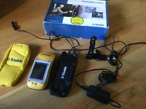 Trimble Geoxt Gps Geoexplorer