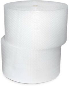 Bubble Wrap 1 2 In X 24 In X 250 Ft Padding Perforated Shipping Moving Roll