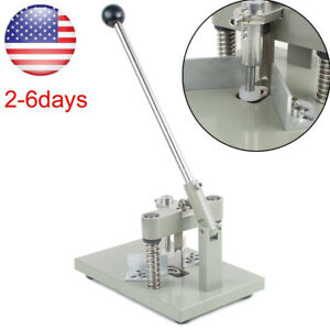 Manual Paper Corner Rounder Cutter R6 R10 Craft Trimmer Rounder Paper Cutter Usa
