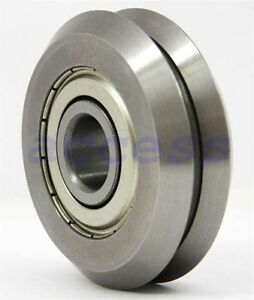 Sidewinder Cnc Bearings 16 Rm2zz 3 8 V groove 4 6384k49 Ships From The Usa
