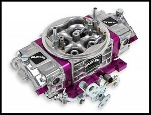 Quick Fuel Brawler Race Series Carburetor 1050 Cfm 4 barrel Mech Sec Br 67209