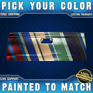 New Painted To Match Steel Tailgate For 2015 2019 Silverado Sierra W Assist