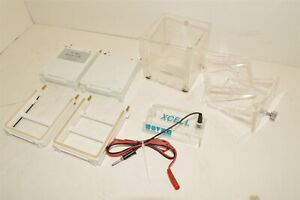 Novex Xcell Nc808 Electrophoresis Cell With Blot Modules And Extras