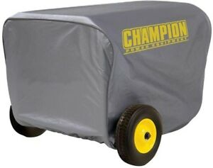 Champion Power Equipment Generator Cover Champion Lightweight 5000 Watt To 9500