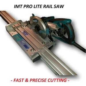 Imt Pro Lite Wet Cutting Makita Motor Rail Track Saw For Granite Tool Only