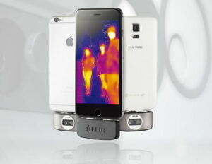 flir One Thermal Imaging Camera Attachment For Smartphone Thermal Imaging E_n