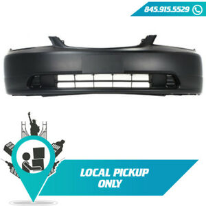 Local Pickup 2001 2003 Fits Honda Civic Front Bumper Cover Primed Ho1000197