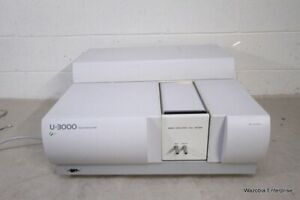 Hitachi U 3000 Spectrophotometer 130 0200