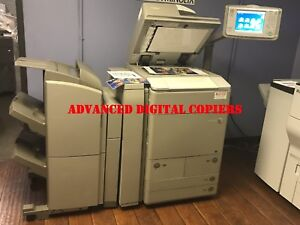 Canon Irc7260 C7260 Color Copier Printer 60 Page Per Minute Color Low Meter