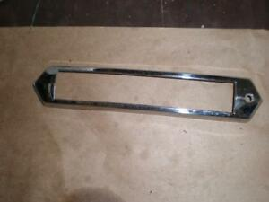 77 79 Lincoln Continental Sedan Side Courtesy Opera Light Bezel