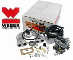 Triumph Spitfire Weber Carburetor Kit 1967 1980 1300cc 1500cc Manual Choke