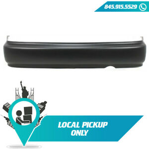 Local Pickup 96 98 Fits Honda Civic Coupe Rear Bumper Cover Textured Ho1100178