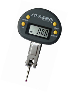 Accusizetools 0 02 X 0 0001 Electronic Digital Test Indicator In Fitted Box