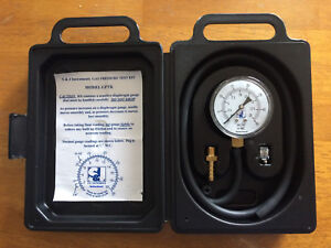 S j Gptk Gas Pressure Test Kit 0 35wc With 39 In Hose includes Barb Clamp