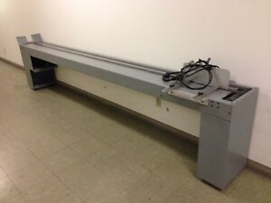 Buskro Conveyor Model 1600 12 Long Nice And Runs Perfectly