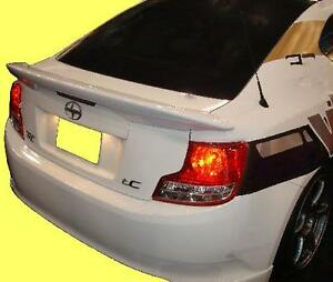 Fits 2011 2012 2013 Tc Scion New Oe Factory Style Painted Spoiler Wing Black 202