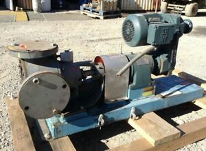 Viking Jacketed Oil Pump motor 3