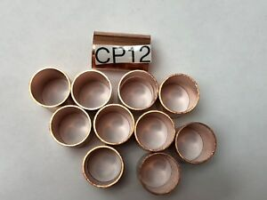 Copper Coupling 1 2 Industry Od Size 10 Pc