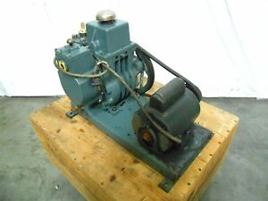 H144691 Central Scientific Cenco Hypervac 25 Vacuum Pump 93020