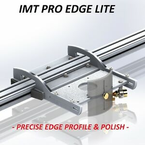 Imt Pro Edge Elite Wet Polisher Profiling Router For Granite