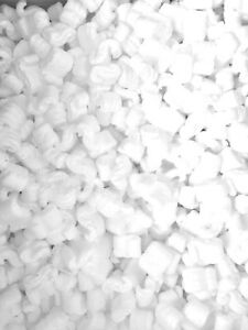 Packing Peanuts Shipping Static Loose Fill 673 Gallons 90 Cubic Feet White