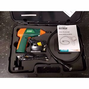 Extech Video Borescope wireless Inspection Camera Br 200